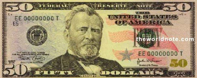 $50 Note (2004-Present)