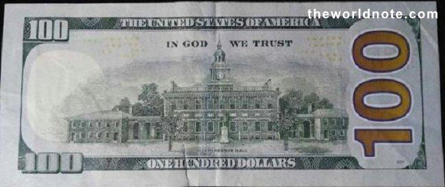 $100 Note (2013-Present)