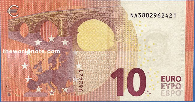 23 September 2014Introduction of the new €10