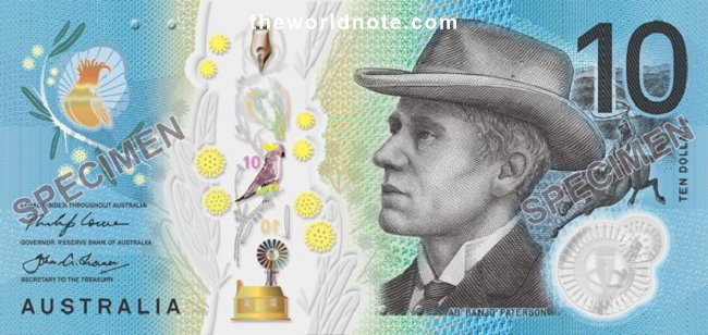 The new $10 banknote was released into general circulation on 20 September 2017.