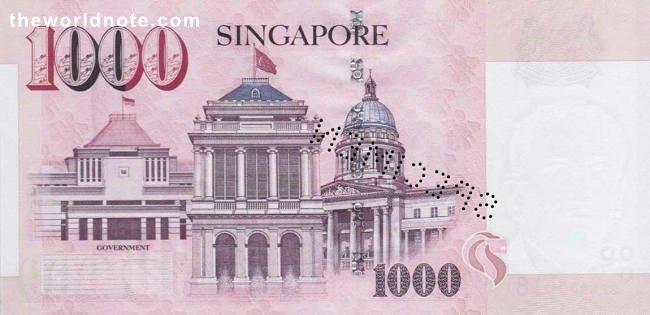 $1000 SGD