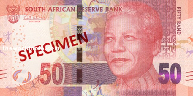 R50 South African: Red