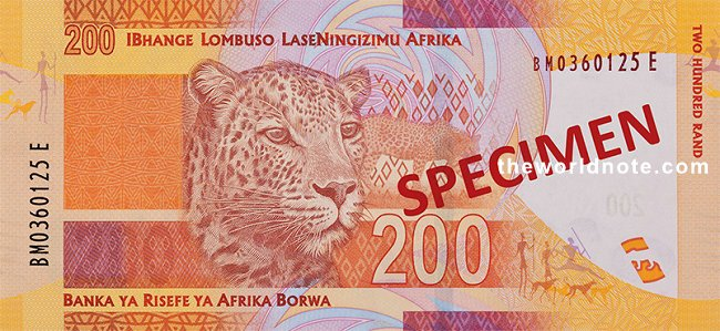 R200 South African: Leopard