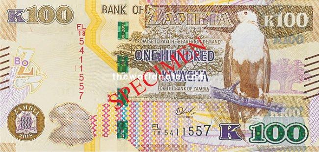K100 Kwacha